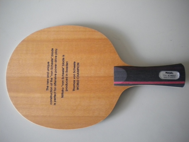 Pictures of your blade - Alex Table Tennis - MyTableTennis