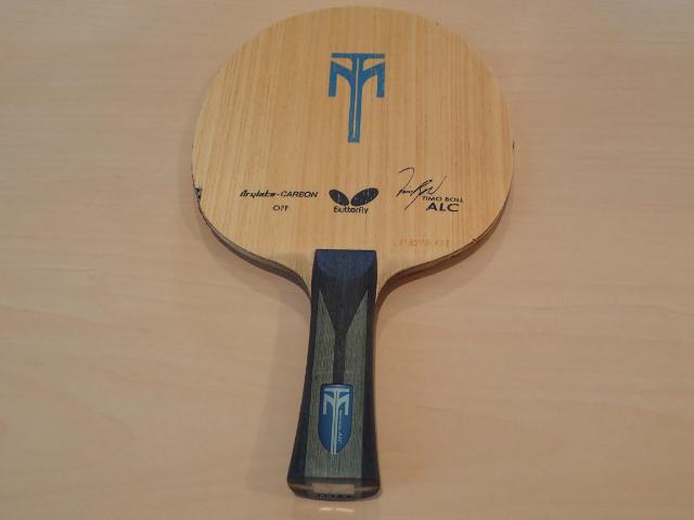 FS: Timo Boll ALC, used - Alex Table Tennis - MyTableTennis