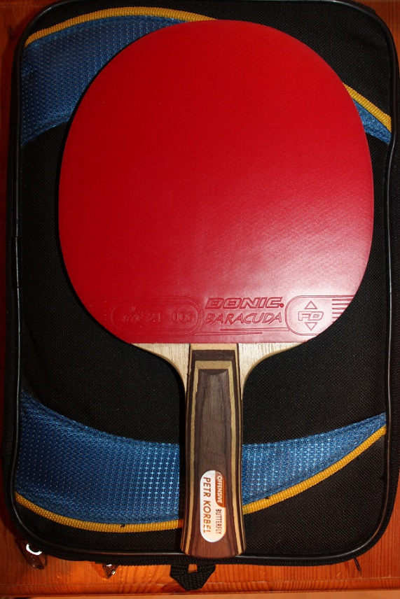 New Petr Korbel Blade - Alex Table Tennis - MyTableTennis.NET Forum ... 641cba75a3a05