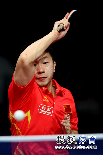 Ma Long Give Up On Butterfly Blade Alex Table Tennis