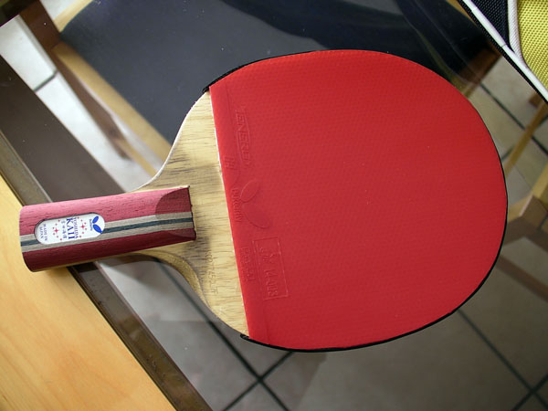 Single Side Penholders Your Set Up Alex Table Tennis