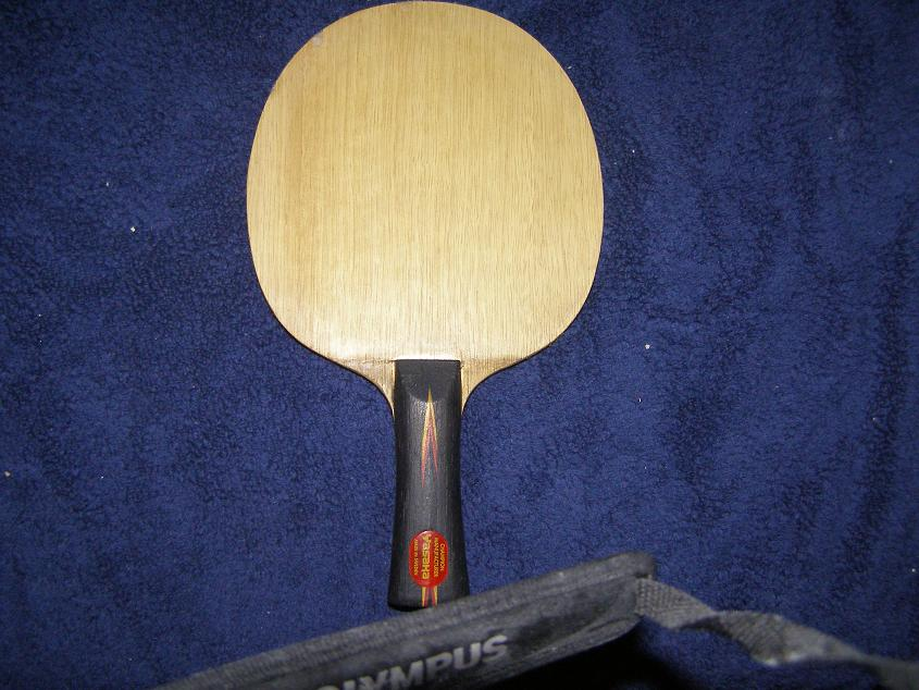 Post Your Paddle S Reviews Alex Table Tennis